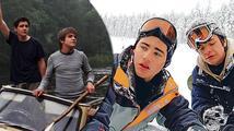 Který film o nadržených puberťácích je lepší? Snowboarďáci nebo Rafťáci?