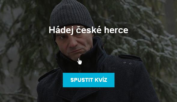Kvíz: Hádej české herce
