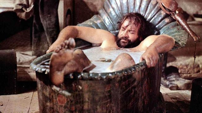 Bude Spencer, Malý unavený Joe (1972)