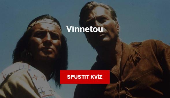 Kvíz - Vinnetou