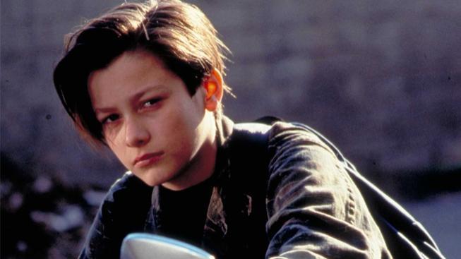 Edward Furlong jako John Connor (Terminator 2)