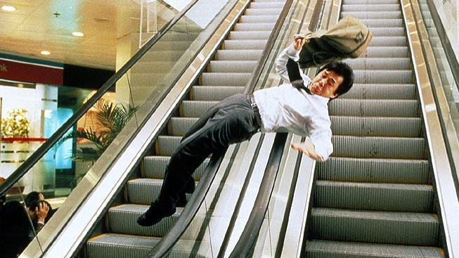 Jackie Chan ve filmu Agent z Hong Kongu