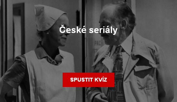 Kvíz - České seriály