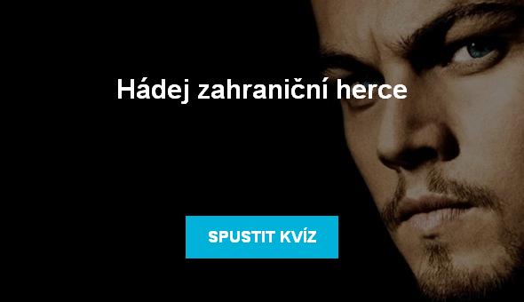Kvíz - Hádej zahraničního herce