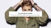 Bieber smazal účet na Instagramu, Lopez popřela spekulace o svém těhotenství