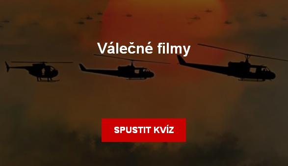 Kvíz: Válečné filmy