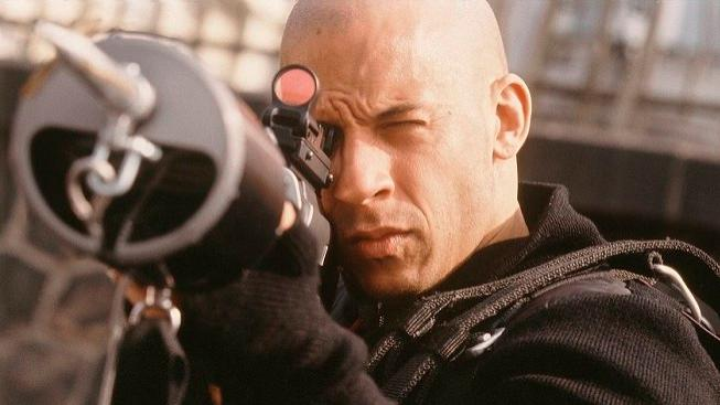 Vin Diesel ve filmu xXx