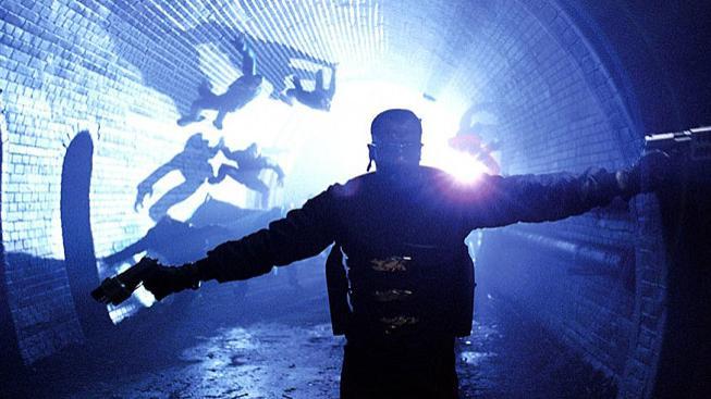Wesley Snipes ve filmu Blade 2