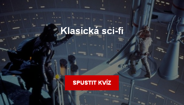 Kvíz: Klasická sci-fi