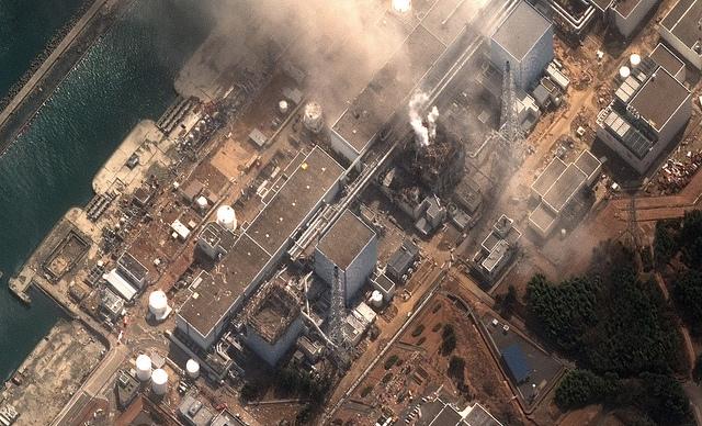 Havárie v jaderné elektrárně Fukušima