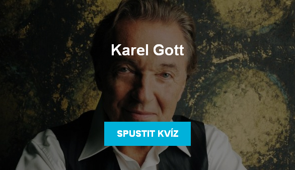 Kvíz: Karel Gott