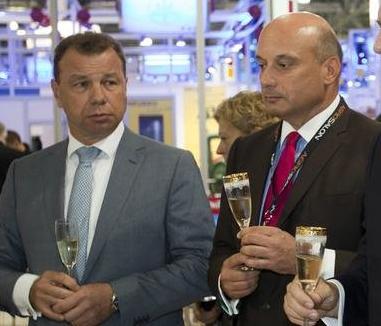 Tomáš Němec a Oldřich Šlemr