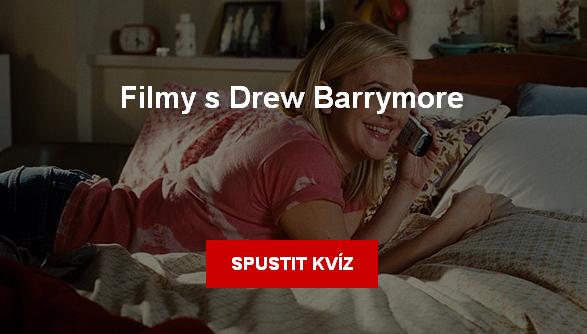 Kvíz: Filmy s Drew Barrymore