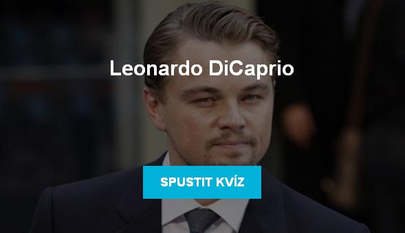 Kvíz: Leonardo DiCaprio