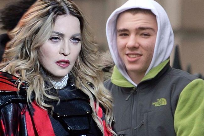 Madonna a její syn