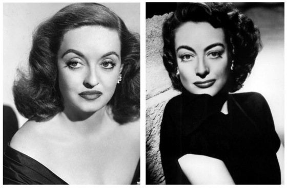 Bette Davis a Joan Crawford