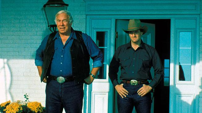 George Kennedy - Dallas