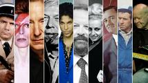 Deset slavných, kteří nás opustili v roce 2016