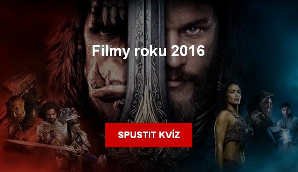 Kvíz: Filmy roku 2016