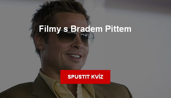 Kvíz: Filmy s Bradem Pittem
