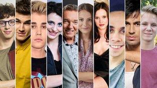 10 nejžádanějších osobností. Je mezi nimi i váš favorit?