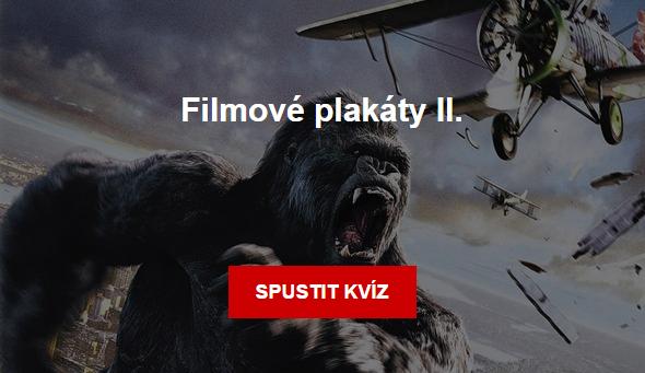 Kvíz - Filmové plakáty 2
