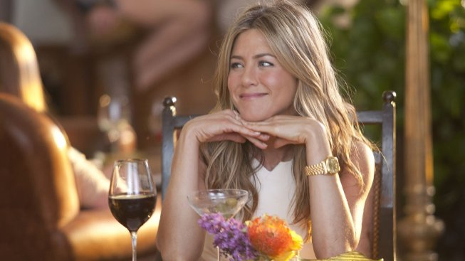 Jennifer Aniston ve filmu Zkus mě rozesmát