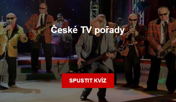 Kvíz- Tv pořady