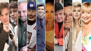 10 českých osobností, které oslavili narozeniny v tomto týdnu