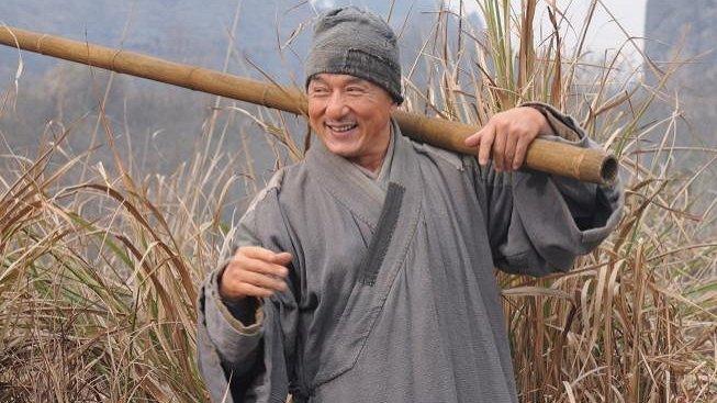 Jackie Chan - Shaolin