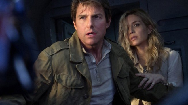 Tom Cruise, Annabelle Wallis - Mumie