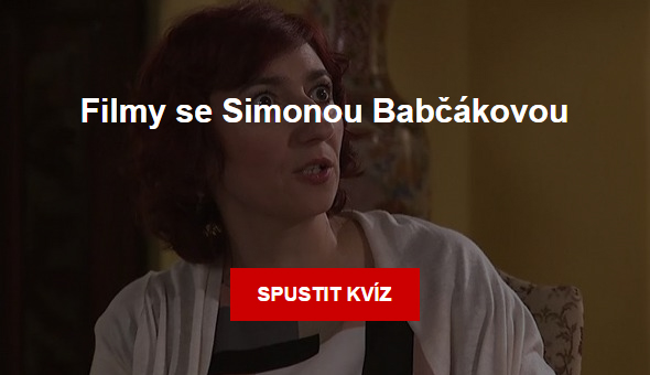 Kvíz: Simona Babčáková