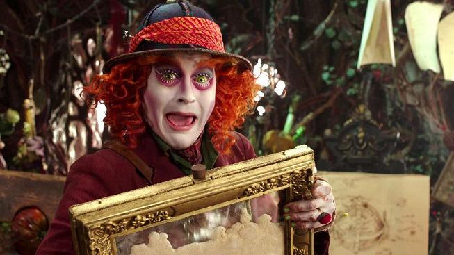 Alenka v říši divů: Za zrcadlem - Johnny Depp