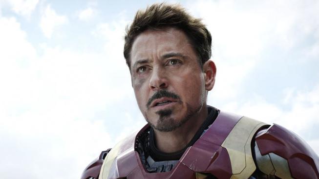 Captain America: Občanská válka - Robert Downey Jr.