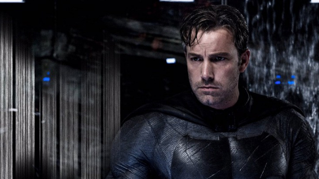 Batman vs Superman: Úsvit spravedlnosti - Ben Affleck