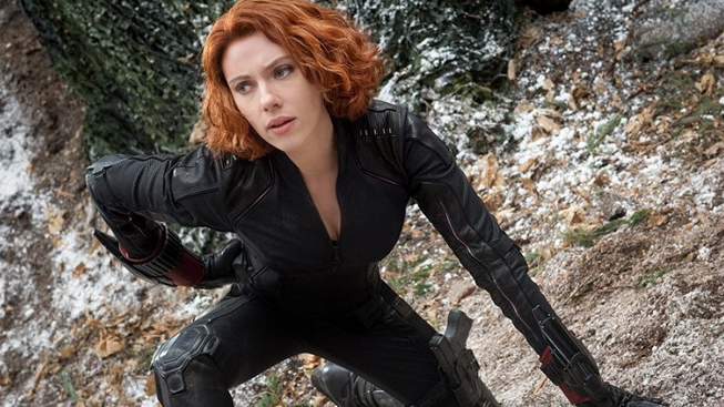 Scarlett Johansson - Avengers: Age of Ultron