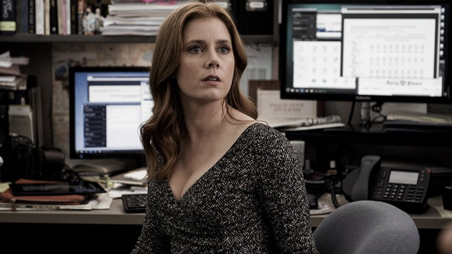 Amy Adams - Batman vs Superman: Úsvit spravedlnosti