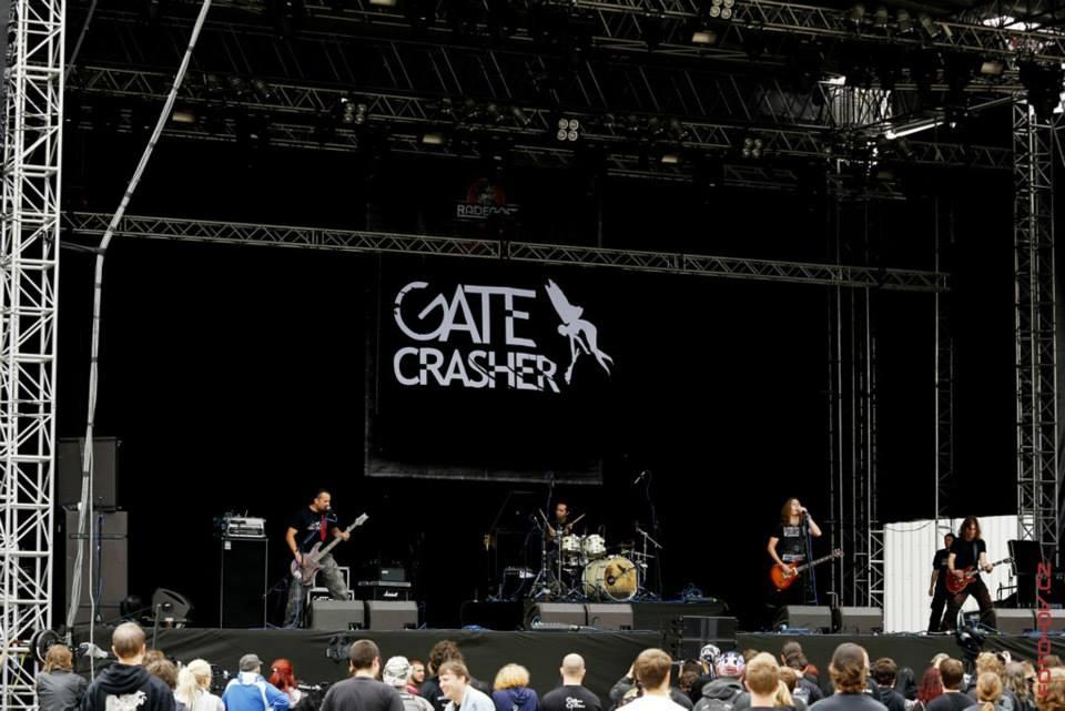 Gate Crasher