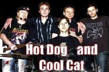 Hot Dog and Cool Cat