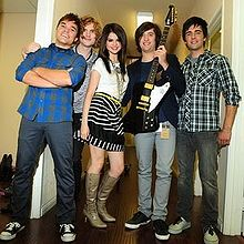 Selena Gomez & The Scene