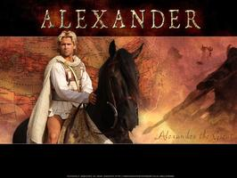 Tapeta: Alexander Veliký - Alexander