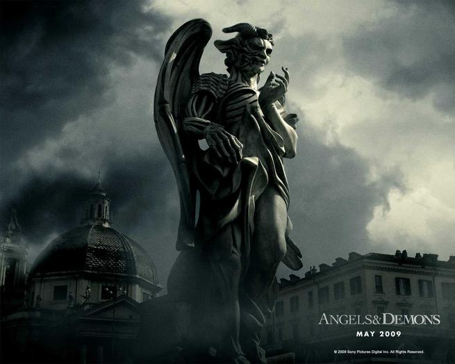 Tapeta: Andl a Dmoni - Angels &amp;amp; Demons