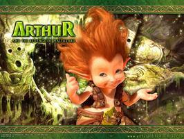 Tapeta: Arthur a Maltazardova pomsta - Arthur et la vengeance de Maltazard