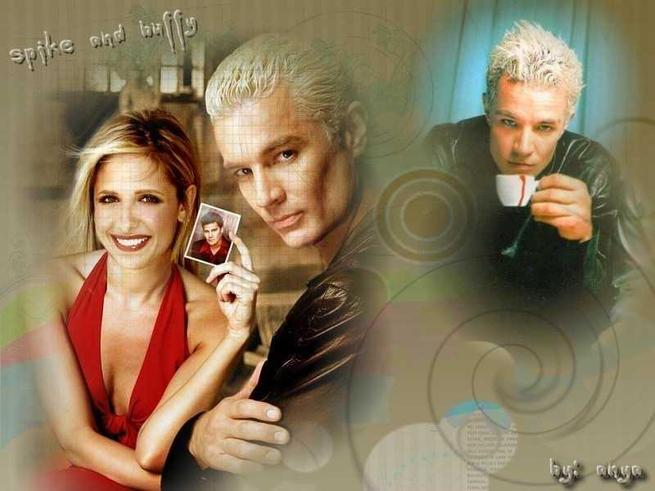 Tapeta: Buffy, přemožitelka upírů - Buffy the Vampire Slayer