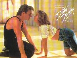 Tapeta: Hříšný tanec - Dirty Dancing