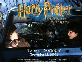 Tapeta: Harry Potter a Tajemná komnata - Harry Potter and The Chamber of Secrets