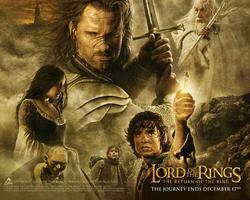 Tapeta: Pán prstenů: Návrat krále - The Lord of the Rings: The Return of the King