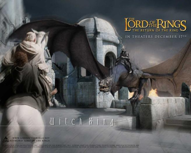 Tapeta: Pn prsten: Nvrat krle - The Lord of the Rings: The Return of the King