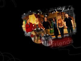 Tapeta: Přátelé - Friends