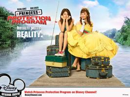 Tapeta: Program na ochranu princezen - Princess Protection Program
